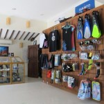 Dive Retail Shop