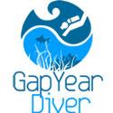 Gap Year Diver logo