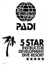 PADI 5 Star IDC Resort logo