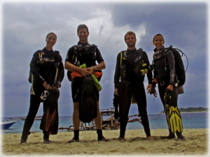 MSDT Gili Islands - PADI IDC Indonesia