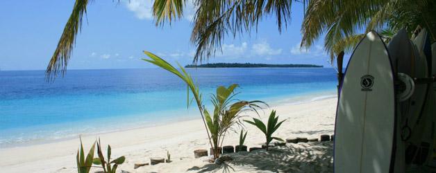 Gili Trawangan, the perfect island to surf and dive