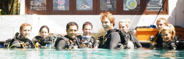 How an Essex lad became a dive guru