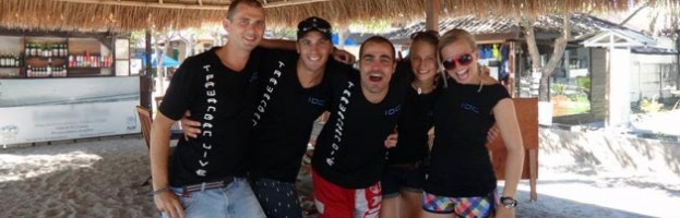 Congratulations to our latest PADI IDC candidates