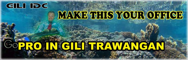 Make the Ocean Your Office – Gili Islands IDC Instructor Training Course, Indonesia