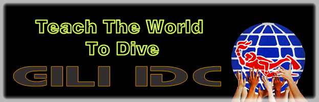 The Gili IDC - Indonesia - Teach the world to dive