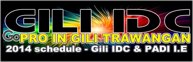 Gili IDC Schedule